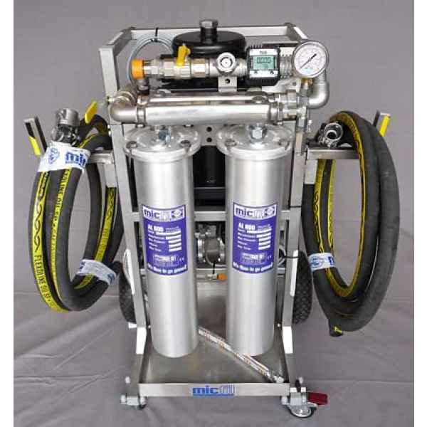 Συστημα φιλτρανσης καυσιμου